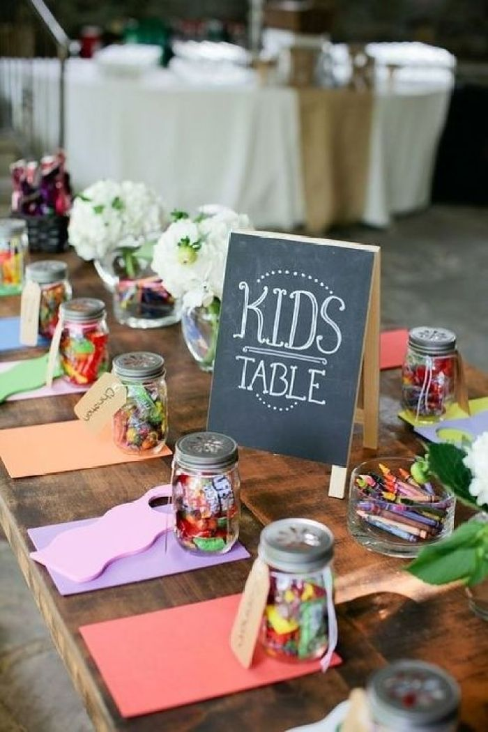8 ways to keep children entertained at your wedding