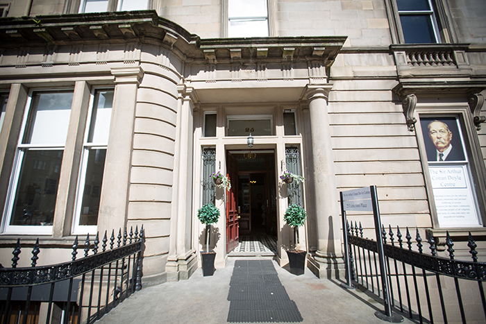 Sir Arthur Conan Doyle Centre Edinburgh
