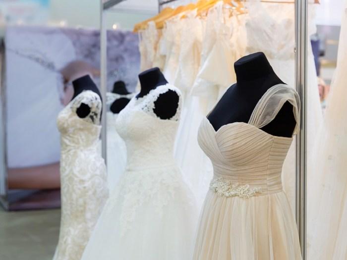 wedding fair dresses