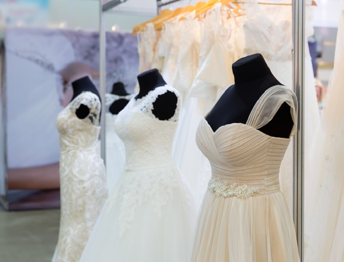 Wedding Dress Shopping Tips From Boutiques Scottish Wedding Directory