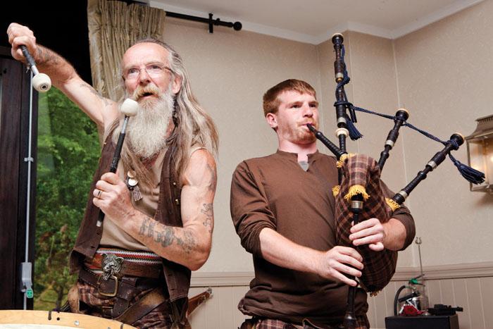 16 Scottish wedding music ideas