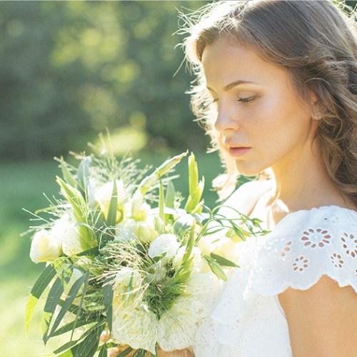 skin wedding ready