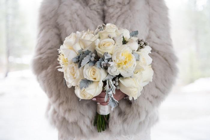 winter wedding scotland