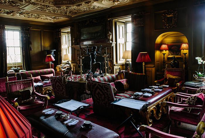 prestonfield house elopement venue scotland