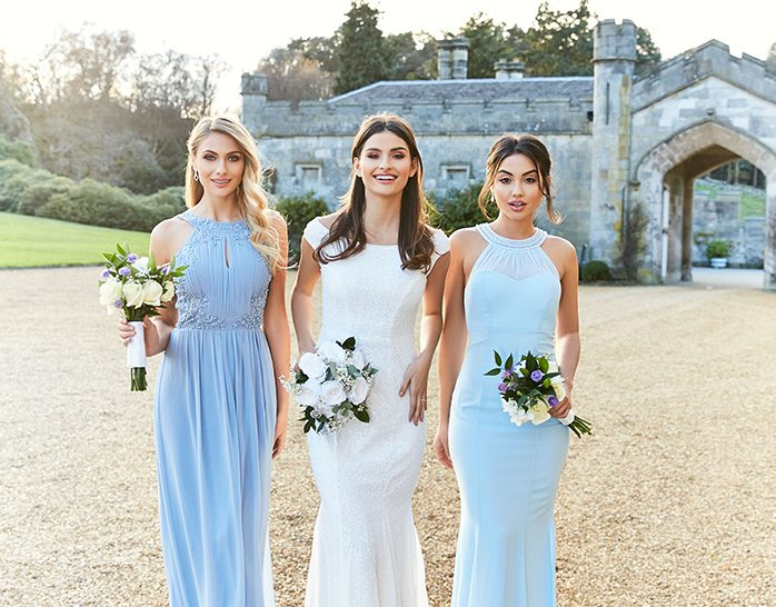 e100ddf8f63d3 The new Quiz Bridal Collection is here and it's bringing all the ...