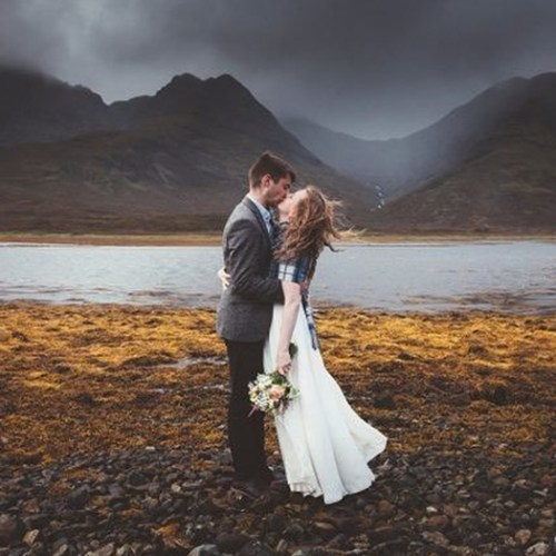 real scottish weddings