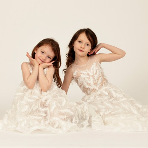 Eleganza Sposa flower girl dress Scotland