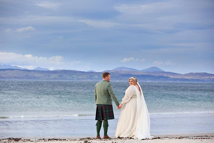 Michelle McManus wedding