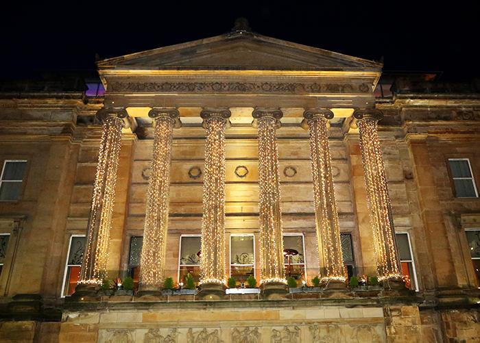 city centre wedding venues in Scotland