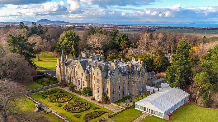 Carberry Tower Estate East Lothian
