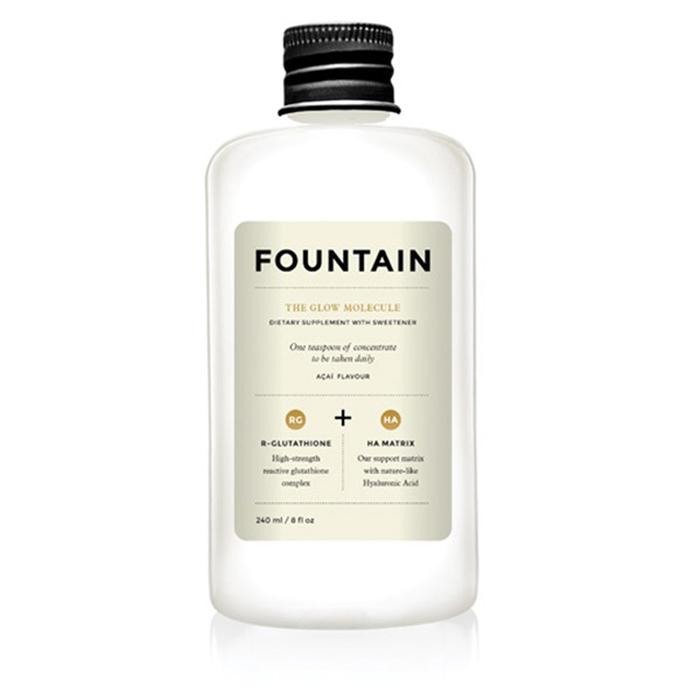 bridal beauty skin supplement fountain the glow molecule