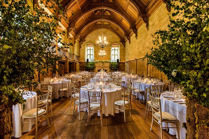 Achnagairn Castle Ballroom