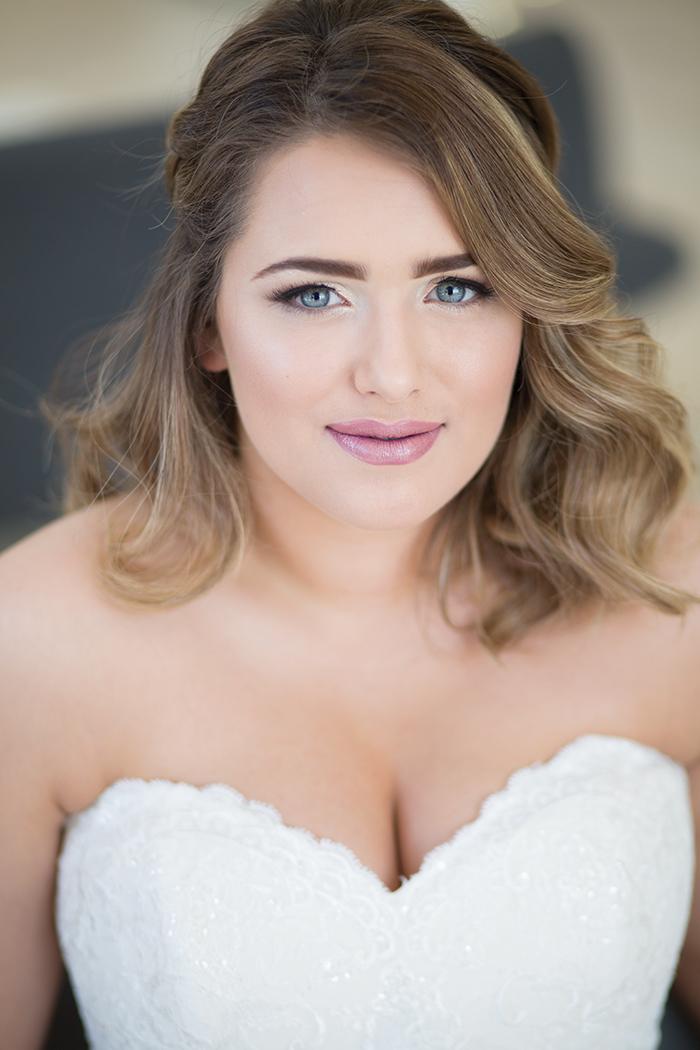 Photogenic Bridal Makeup Heavenly Hair and Makeup