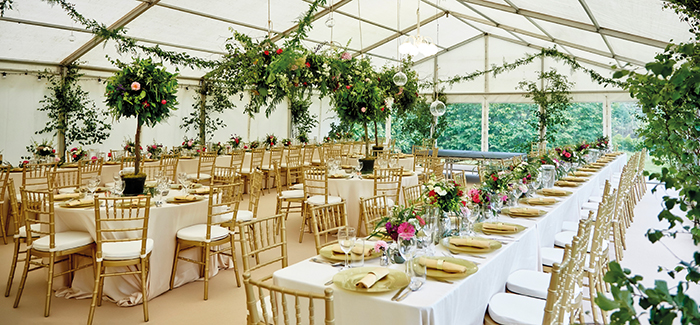 Magical Forest Themed Wedding With Indian Traditions At Kinross