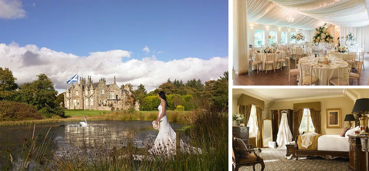 13 of the best wedding venues in Aberdeen 2018