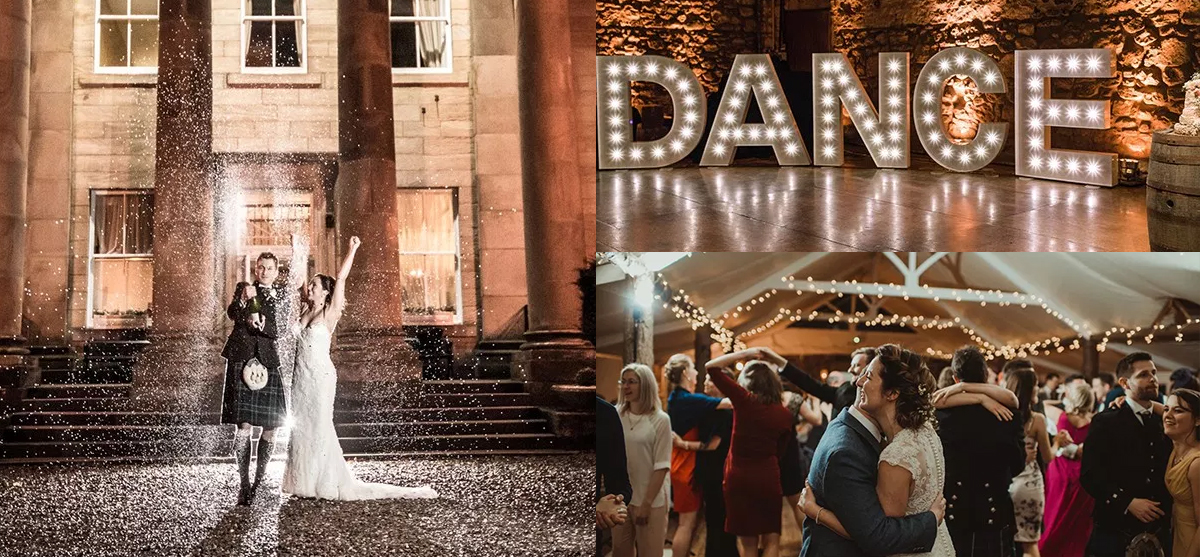 25 of the best party-perfect wedding venues in Scotland 2019