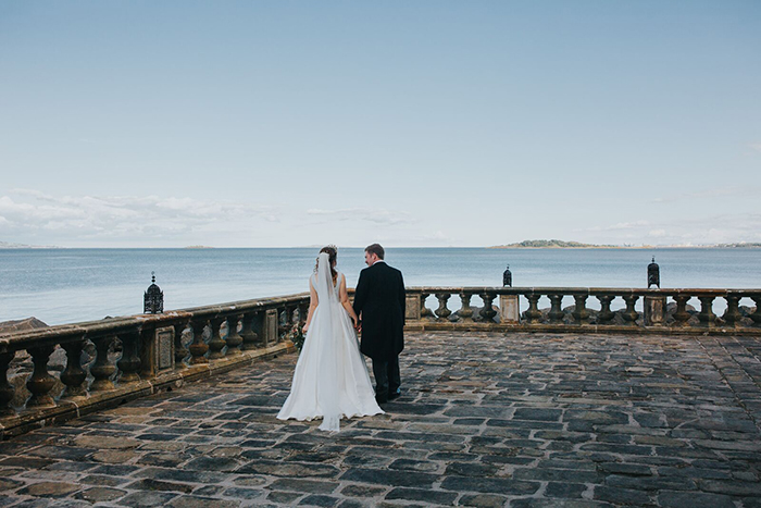 Barnbougle Castle wedding venue
