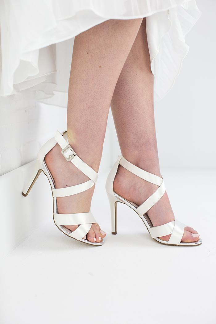 2e08b05d3e77 A new wedding shoe range has hit the high street in the Rainbow Club ...