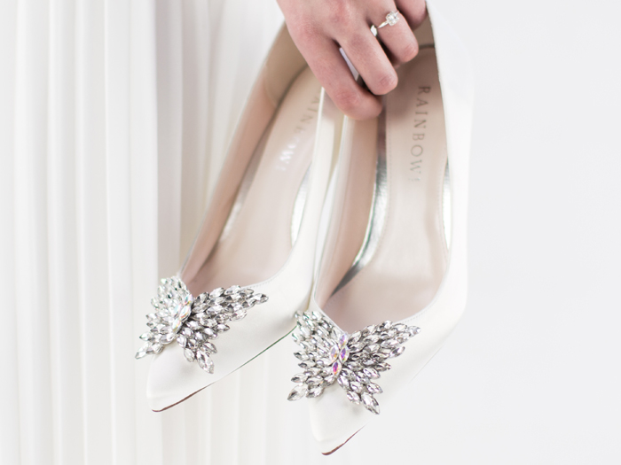 c6fd1d03f779c A new wedding shoe range has hit the high street in the Rainbow Club x John  Lewis collab - Scottish Wedding Directory