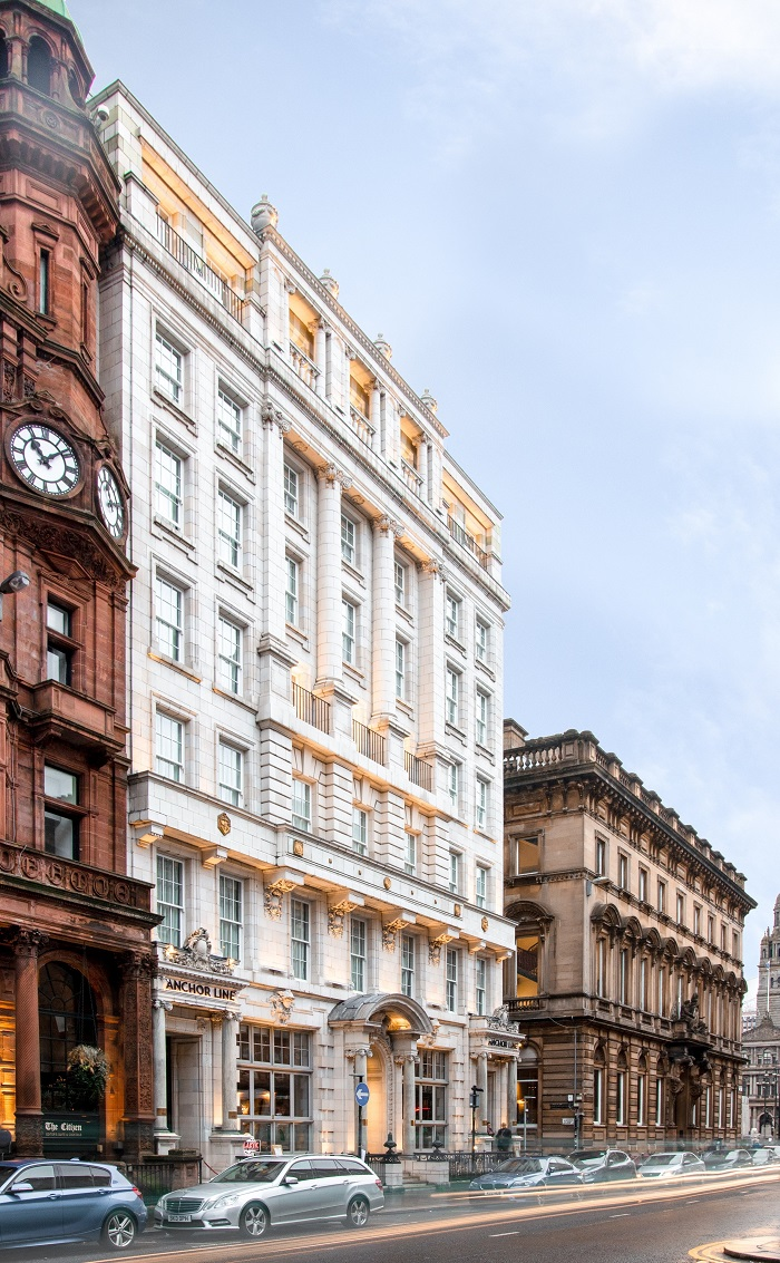 Native Glasgow apartments wedding guest accommodation