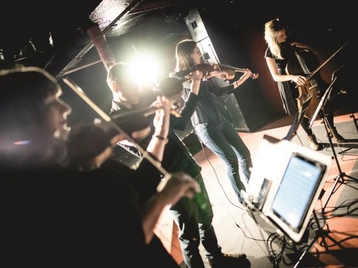 Capella string quartet