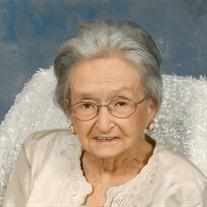 Nannie Ellen Walker