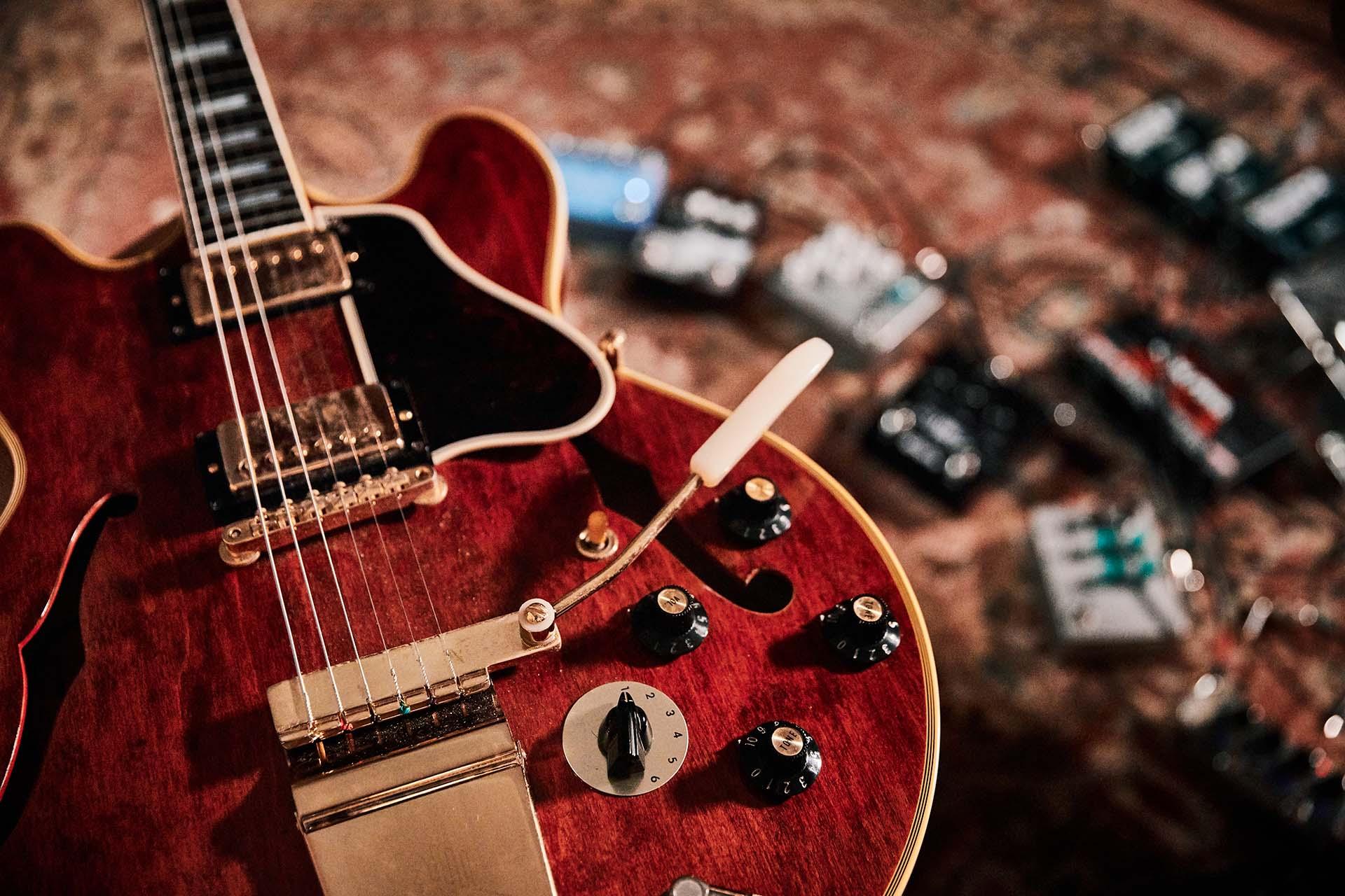 ambient guitars
