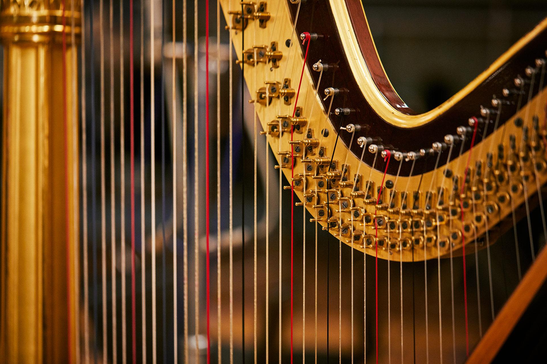 spitfire harp