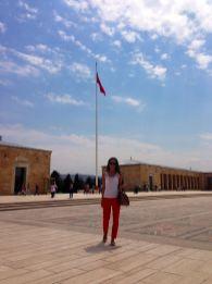 Ankara, Mausoleum