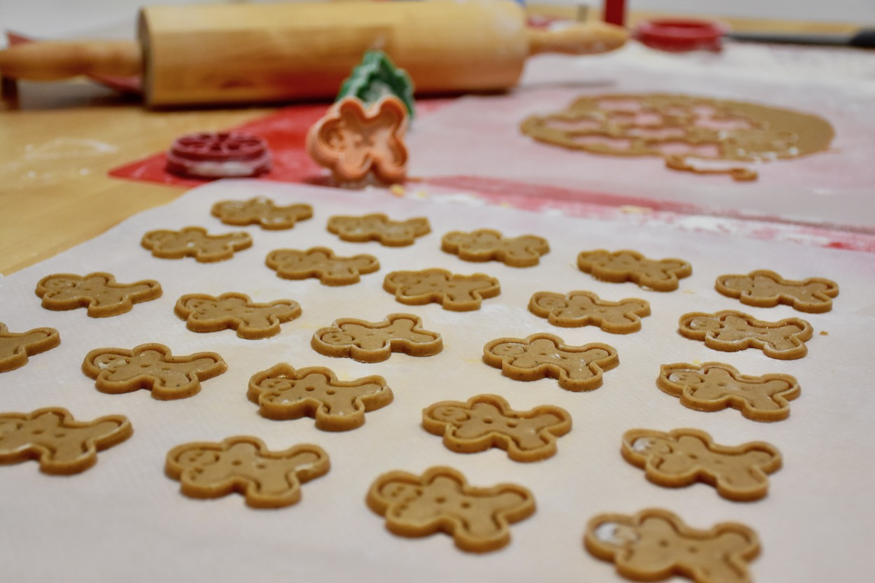 Gingerbread Cookies, Best Spiced Biscuits
