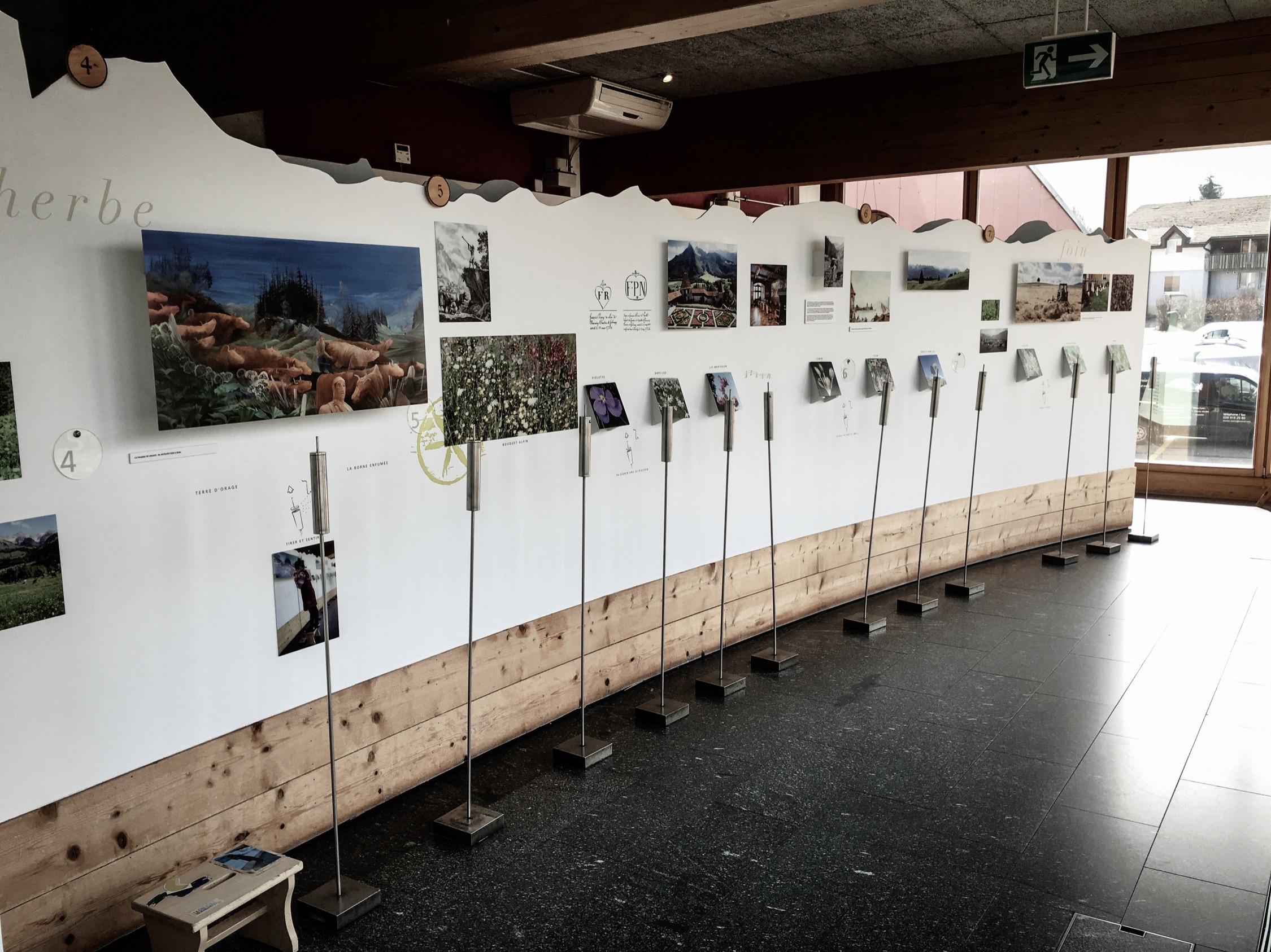 Tour at the La Maison Du Gruyère