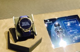 Baselworld 2016, smart watch from Tag Heuer