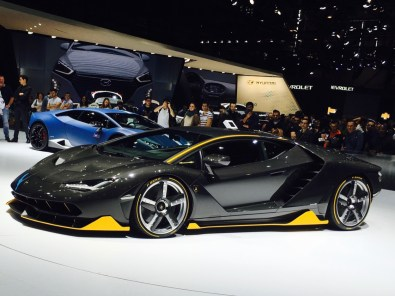 86th Geneva International Motor Show, Lamborghini Centenario