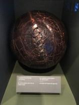 FIFA World Football Museum, a football from 19-th century