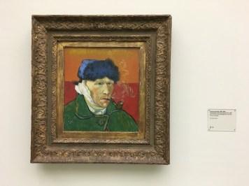 Zurich Museums Night, Kunsthaus Zurich, Vincent van Gogh