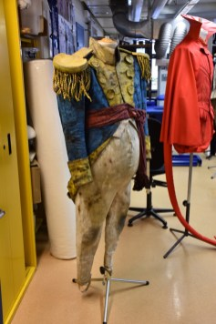 Zurich Opera House, costume department