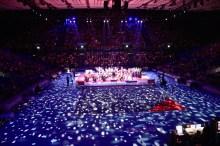 Opening Ceremony of Swiss Indoors Basel 2016, Katherine Jenkins