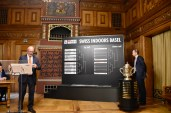 the Official Draw Ceremony