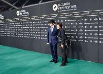 The Green Carpet before the Award Ceremony of ZFF
