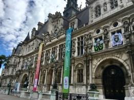 Paris, The Hotel de Ville