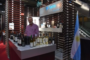 Expovina Primavera, tasting some nice wine from Argentina
