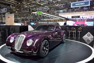 87th Geneva International Motor Show, Eadon Green Black Cuillin