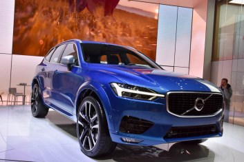 87th Geneva International Motor Show, Volvo XC60