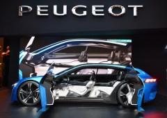 87th Geneva International Motor Show, Peugeot INSTINCT Concept