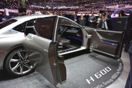 87th Geneva International Motor Show, Pininfarina H600