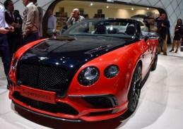 87th Geneva International Motor Show, Bentley Continental Supersports