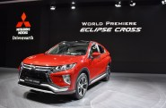 87th Geneva International Motor Show, Mitsubishi Eclipse Cross
