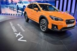 87th Geneva International Motor Show, Subaru XV AWD