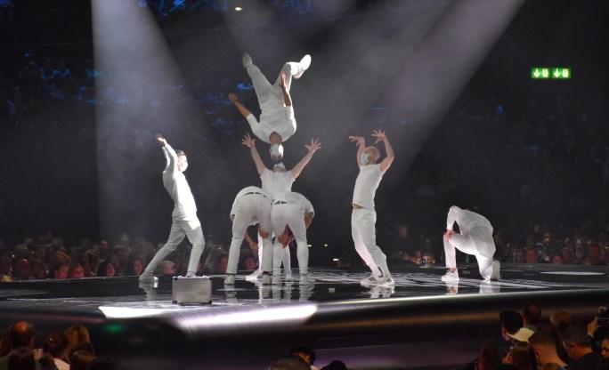 The Dance 2017
