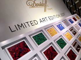 """Davidoff Limited Art Edition """"Nature Reimagined"""" by Rodell Warner"""